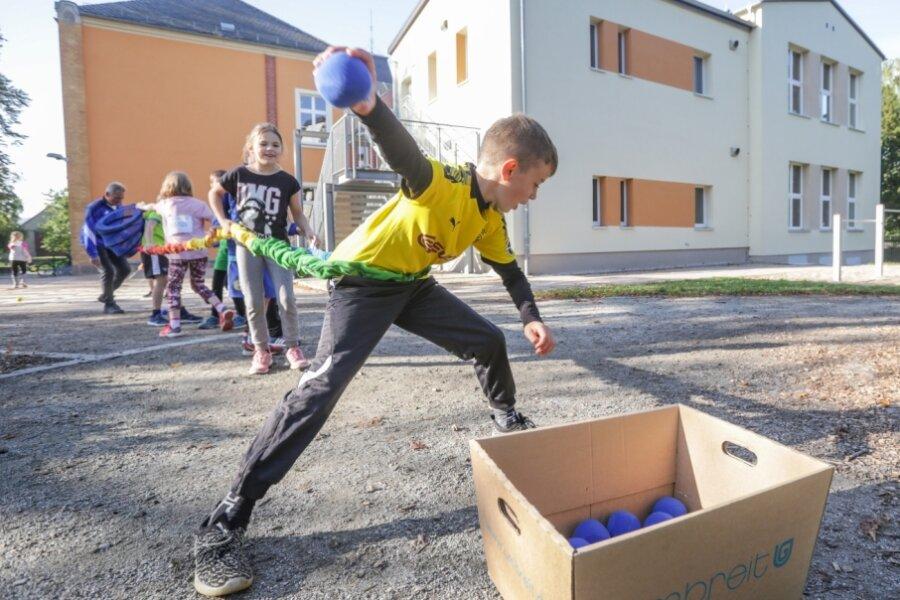 Sportfest für mehr Spaß an Bewegung