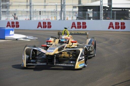 Verne krönt sich vorzeitig zum Formel-E-Weltmeister