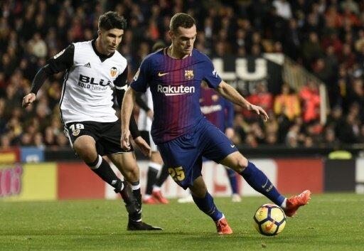 FC Barcelona: Thomas Vermaelen fällt mehrere Wochen aus