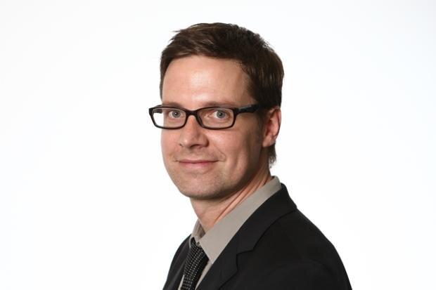 Redakteur Sascha Aurich