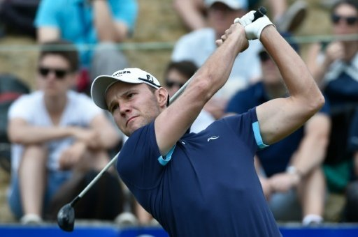 Golfer Kieffer landet in den Niederlanden auf Platz 34