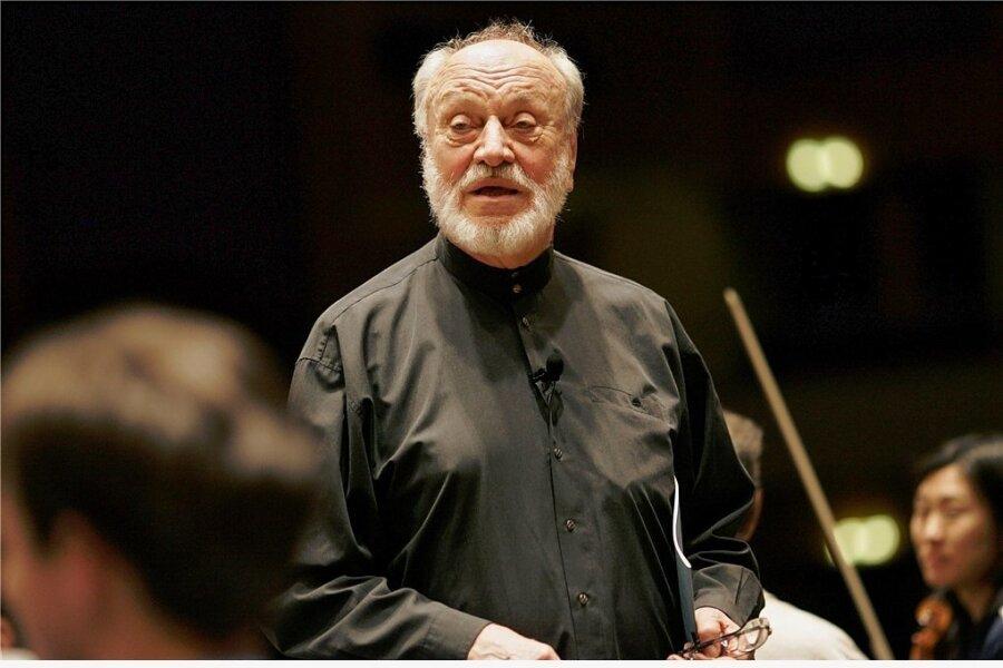 Kurt Masur - Dirigent