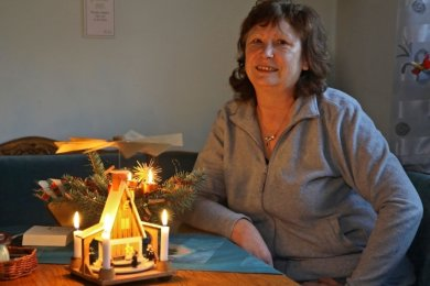 Heidrun Schneider ist seit einem Monat Rentnerin. Ganz zur Ruhe setzt sie sich aber nicht. Als Alltagsbegleiterin hilft sie anderen.