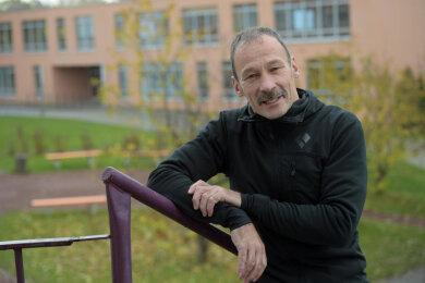 Heiko Schinkitz - Stadtrat (Linke) und Präsident Stadtsportbund