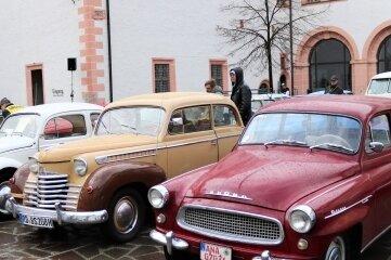 Das letzte Oldtimertreffen auf der Augustusburg fand im Oktober 2019 statt. Coronabedingt musste es 2020 ausfallen.