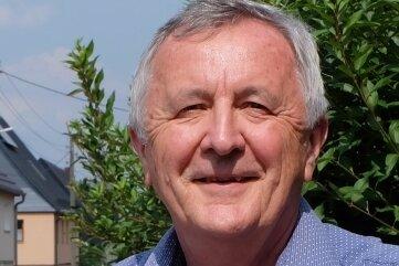 Thomas Gruner ist der neue Vorsitzende des Heimatvereins Leukersdorf. Bisher hat er sich vor allem intensiv um die Historie der alten Häuser im Ort gekümmert.