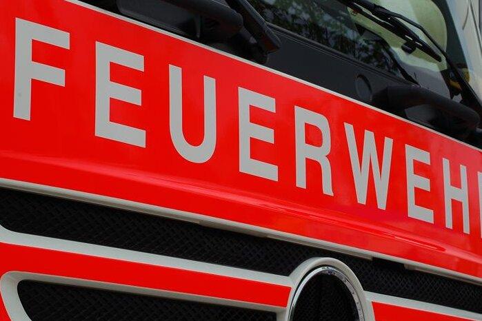 Feuerlöscher löst Alarm im Bürohaus Chemnitz-Plaza aus