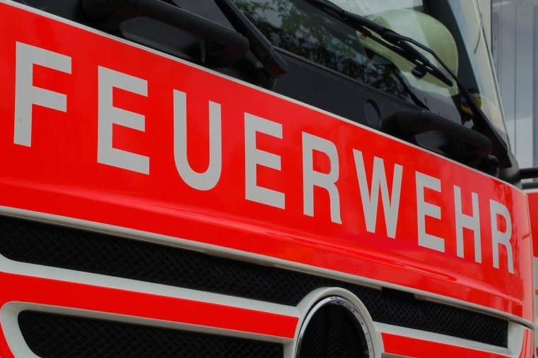 Feuer zerstört Bauernhaus in Mittelsachsen