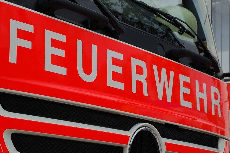 Feuer in Dresdner Recyclingfirma: Keine vorsätzliche Brandstiftung
