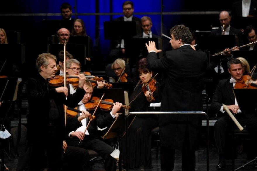 Philharmonie startet durch