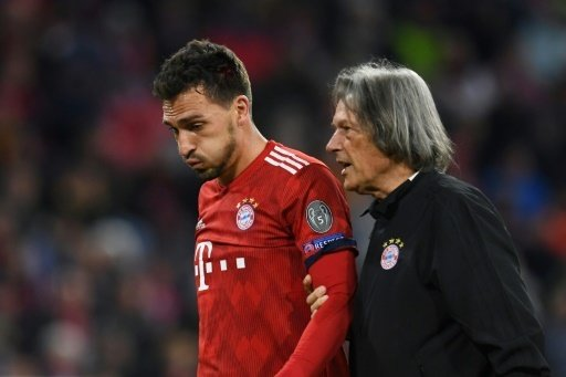 Mats Hummels ist gegen Mönchengladbach einsatzbereit.