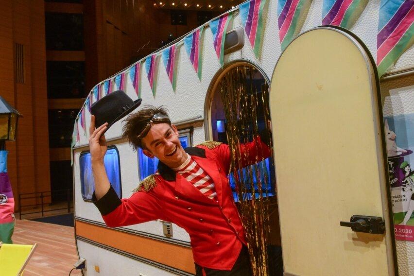 Das Chemnitzer Hutfestival geht auf Tour