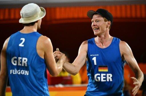 Olympia-Starter Böckermann/Flüggen sind deutsche Meister