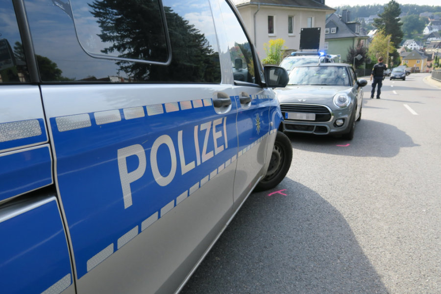 Drei Unfälle am selben Ort im Erzgebirge