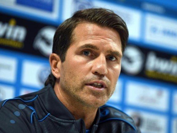 Cheftrainer Patrick Glöckner