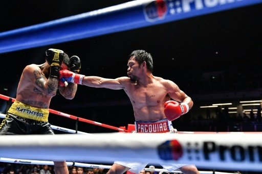 Erneut Weltmeister: Manny Pacquiao