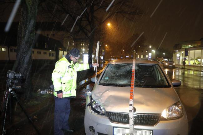 Auf der Hainstraße fuhr im Dezember ein 42-Jähriger zwei Senioren an. Beide starben.