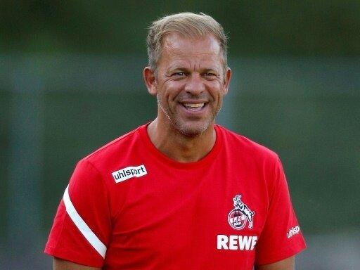 Markus Anfang und seine Kölner sind Aufstiegsfavoriten