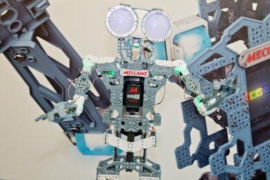 Der interaktive Roboter Meccanoid G15 Ks von Spin Master