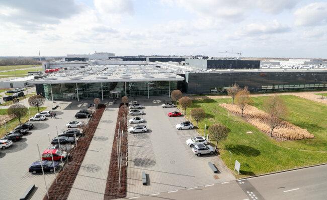 Beim Porschewerk in Leipzig hat es einen größeren Corona-Ausbruch gegeben.