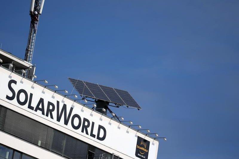 Lasst Solarworld untergehen!