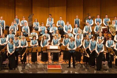 Die Bläserphilharmonie ist eines von vier Ensembles des Vereins. Dazu zählen zudem Bläserjugend, Brass 94 und Bläserkids.