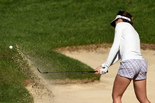 Platz drei: Golferin Gal verpasst Heimsieg in Düsseldorf