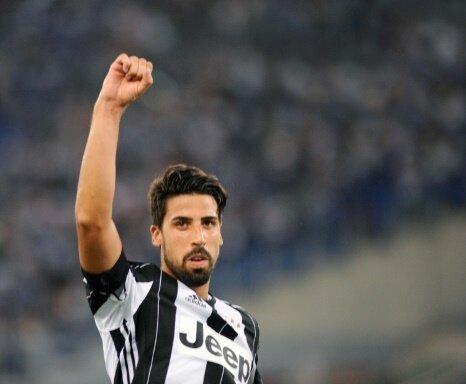 Sami Khedira gewann mit Juve 3:1 gegen Sassuolo
