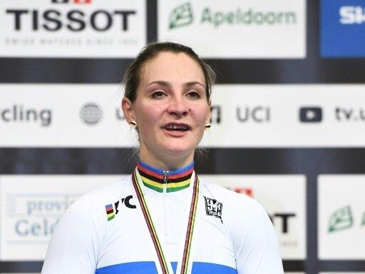 Kristina Vogel will sich zurück ins Leben kämpfen