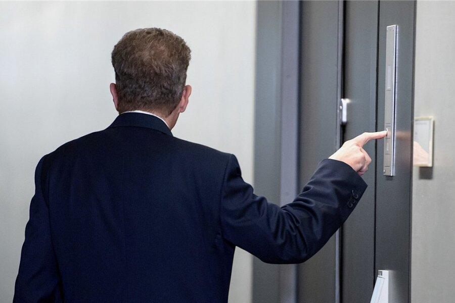 Auf dem Weg nach oben: Hans-Georg Maaßen, noch Präsident des Bundesamtes für Verfassungsschutz, wird künftig Staatssekretär im Bundesinnenministerium.