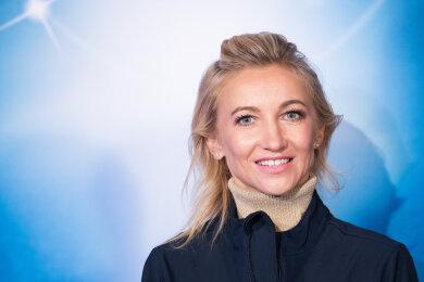 Will ihre Karriere in den USA fortsetzen: Eiskunstläuferin Aljona Savchenko.