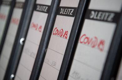 Das Gesundheitsamt des Landkreises Mittelsachsen hat nach eigenen Angaben etwa 20.000 Nachweise an Menschen verschickt, die eine Corona-Infektion überstanden haben.