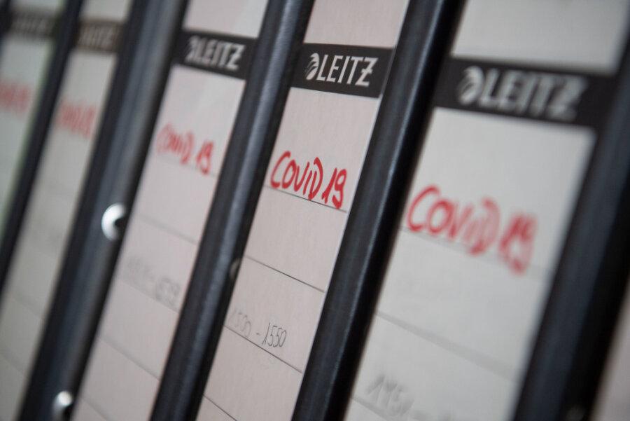 Corona-Lage in Chemnitz: Amt korrigiert Infektionszahlen deutlich nach oben