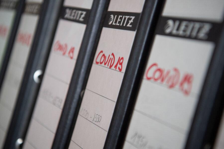 Corona in Chemnitz und Umgebung: Wie sich die Infektionszahlen entwickeln