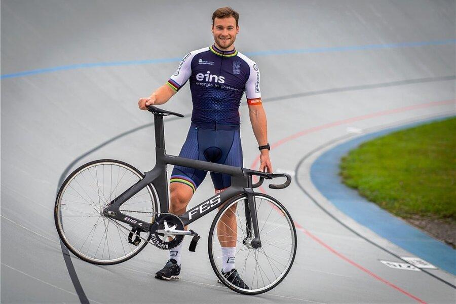 Der Chemnitzer Stefan Bötticher liegt in der Olympiaqualifikation sehr gut im Rennen.