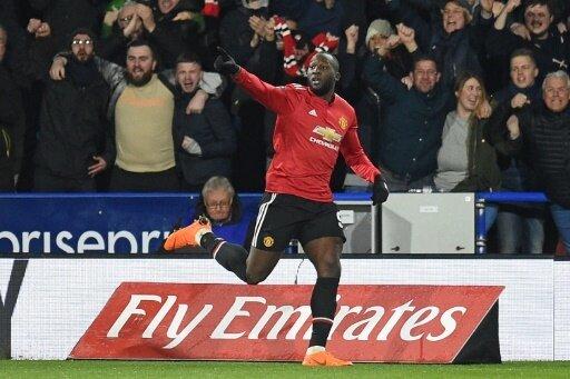 Romelu Lukaku trifft doppelt für Manchester United