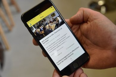 Staffbase entwickelt Mitarbeiter-Apps. Nun hat das Unternehmen die Firma Teambay übernommen.