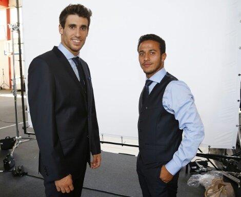 Martinez und Thiago spielen tragende Rollen in München