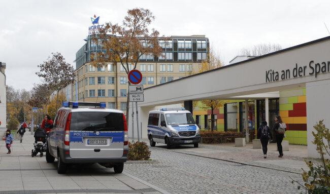 Die Räume des Amtes im Moritzhof an der Bahnhofstraße wurden geräumt.