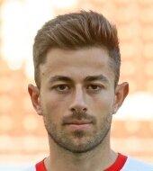 Marcus Godinho - Fußballer des FSV Zwickau