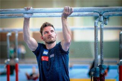 Der Chemnitzer Andreas Bretschneider möchte in Tokio seine langjährige Karriere krönen.