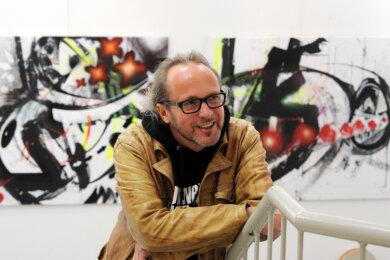 Jens Müller alias Tasso - Künstler