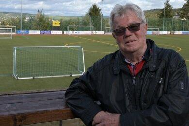 Klaus Seifert ist nun Ehrenpräsident des Neustädtler SV.