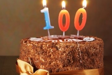 Eine Ehrenfriedersdorferin feiert ihren 100. Geburtstag.