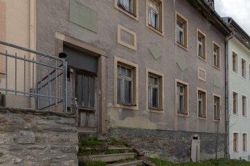 Das ehemalige Wohngebäude an der Oberen Wolkensteiner Gasse 14 in Annaberg-Buchholz soll abgerissen werden.