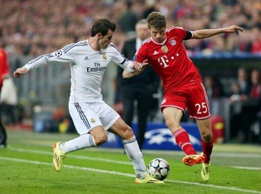 Es kommt zum Klassiker Real Madrid gegen Bayern München