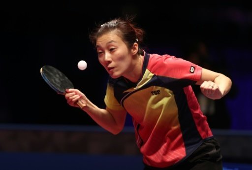 Für Han Ying war im Viertelfinale Endstation