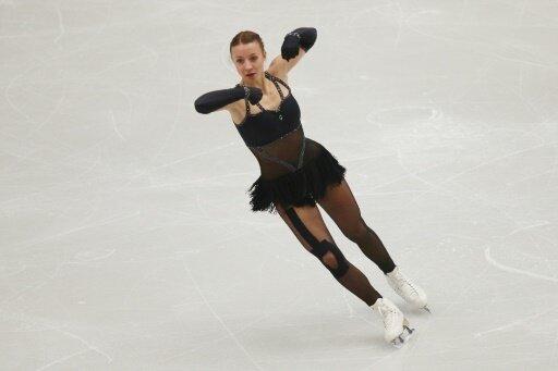 Nicole Schott wurde 2018 deutsche Meisterin der Damen