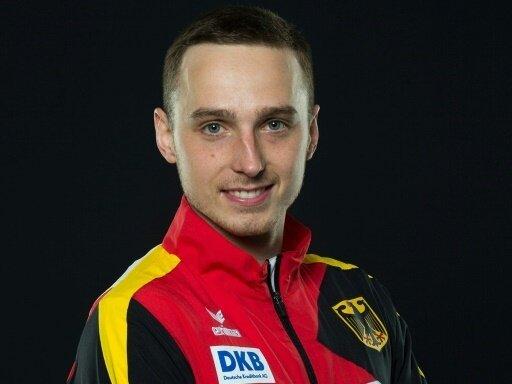Fabian Liebig erreichte mit Janine Kohlmann Rang sechs