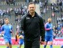 Pal Dardai will den Fans gegen die Bayern etwas bieten